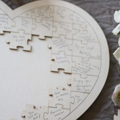 Alternative 'Guest Book' Ideas