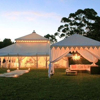 Top 5 tips for Marquee Weddings