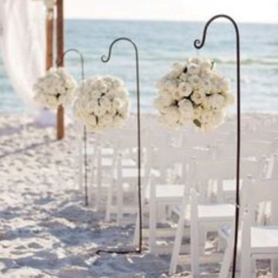 Glamorous Beach Weddings