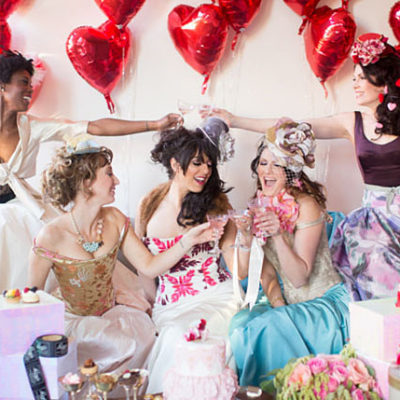 Top 10 Bridal Shower Games