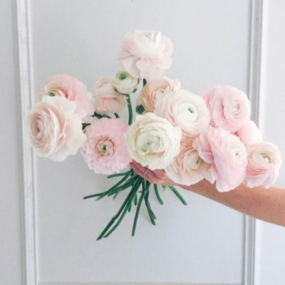 Lavish Style File – Romantic Ranunculus