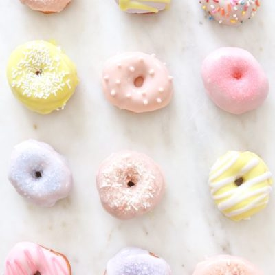 For The Love Of Donuts! Wedding Donuts