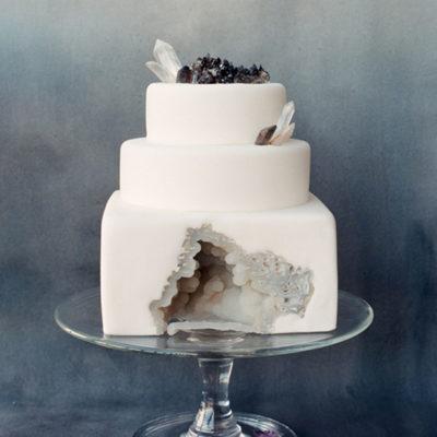Lavish Inspo – The Geode Cake Trend