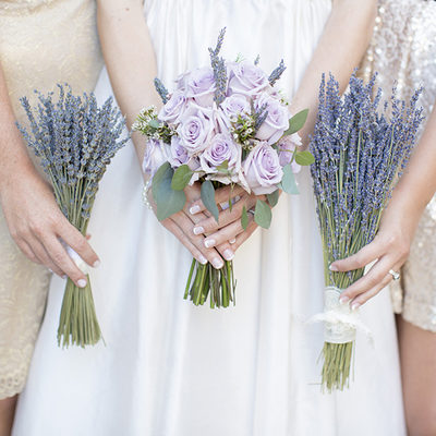 Loving Lavender – Wedding Florals