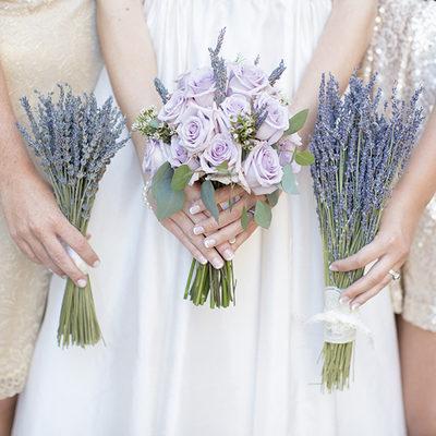 Loving Lavender – Wedding Florals