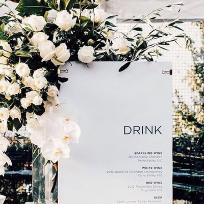 Wedding Signage – Items To Consider