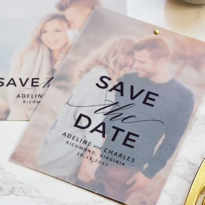 Creative Ways to Save the Date
