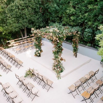 Ceremony Backdrop Ideas