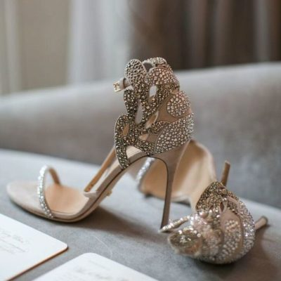 Stunning Shoes For Every Bride