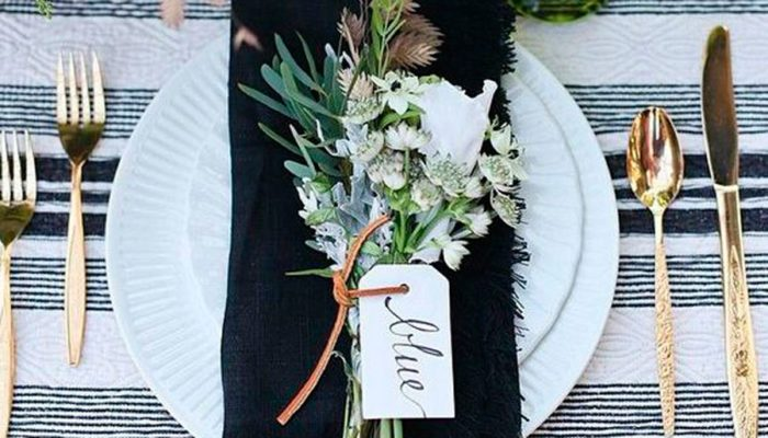 Table Styling, it's all in the details