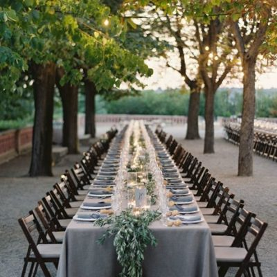 Unique wedding seating ideas
