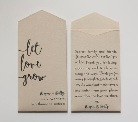 Wedding Items You Can Order From Etsy