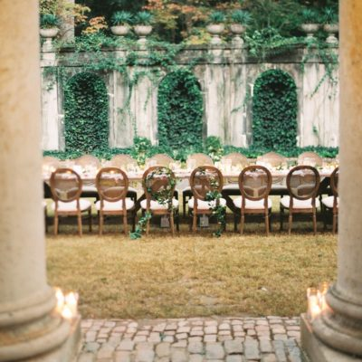 Long Wedding Table Options